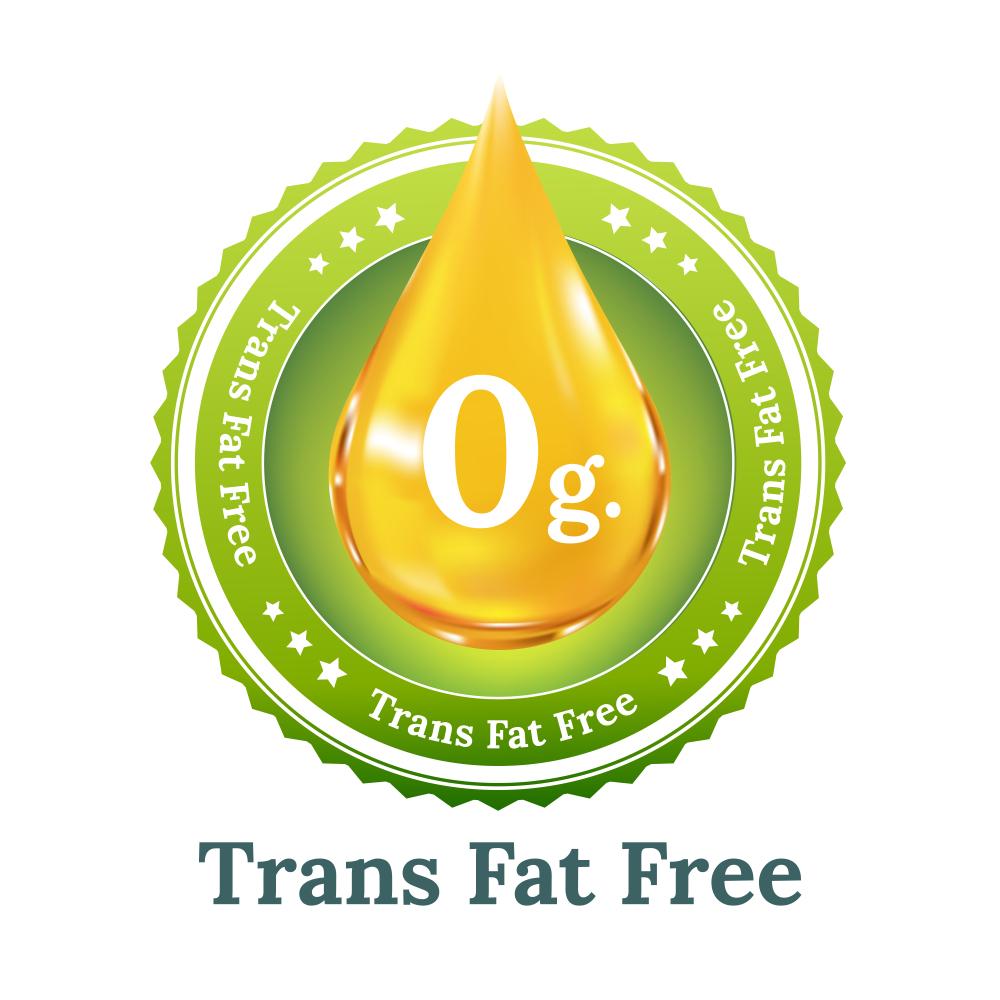 Trans fat free oil