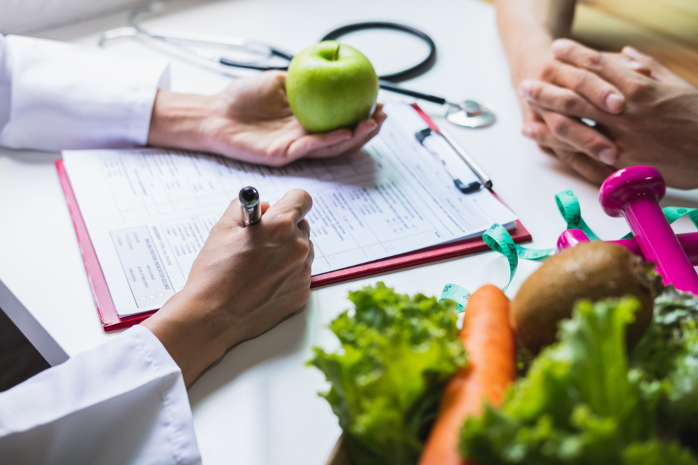What exactly does a health coach do