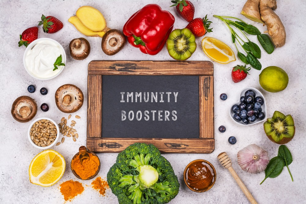 What food is good for the immune system