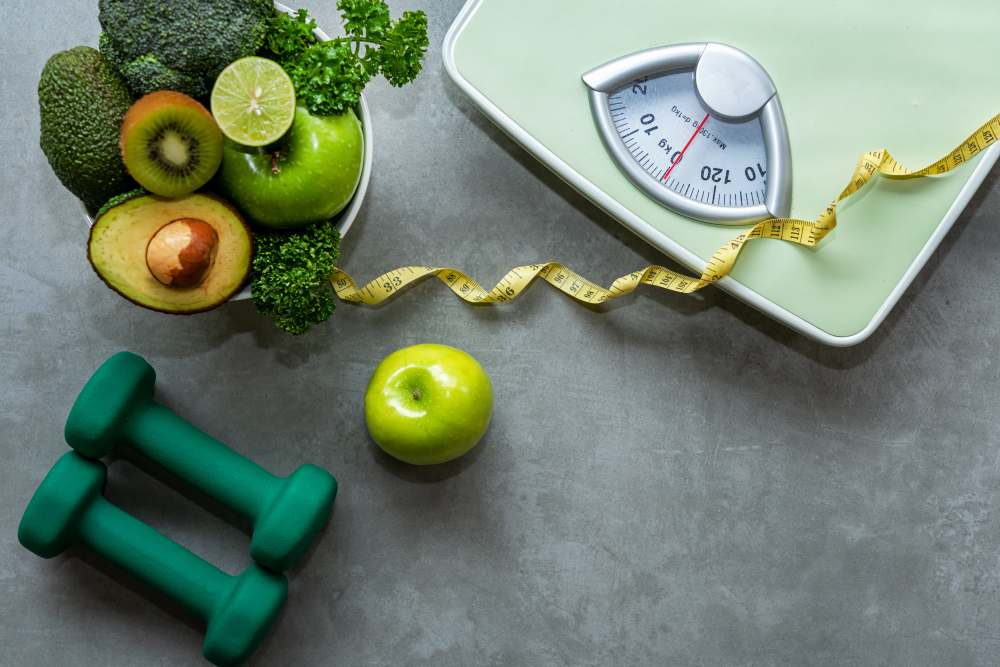 healthy approach to losing weight